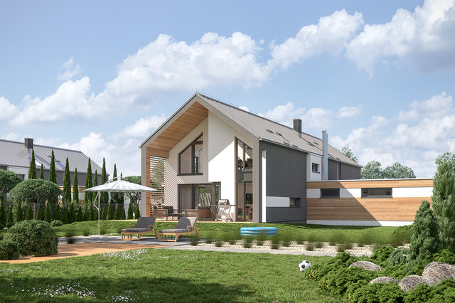 Wizualizacje architektoniczne / BudArch /