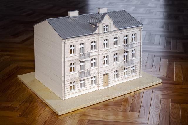 Wizualizacje architektoniczne / KSAI /