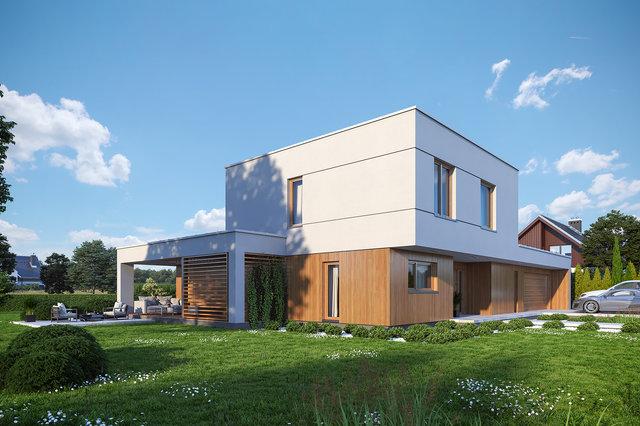 Wizualizacje architektoniczne - Dom jednorodzinny / NOVAstudio /