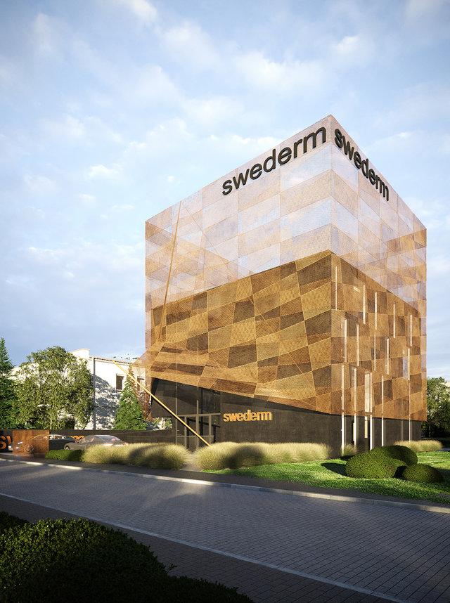 Wizualizacje architektoniczne - Swederm