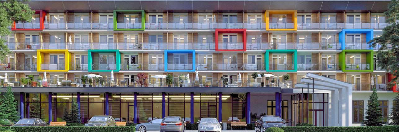 Wizualizacja architektoniczna / Archi-Size /